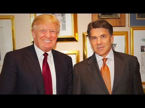 "Rick Perry Might Lead The Agency That Caused His ""Oops"" Moment - The Ring Of Fire"