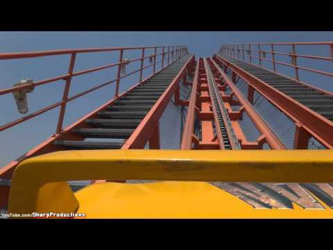 Titan (On-Ride) Six Flags Over Texas