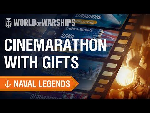 Naval Legends: Cinemarathon