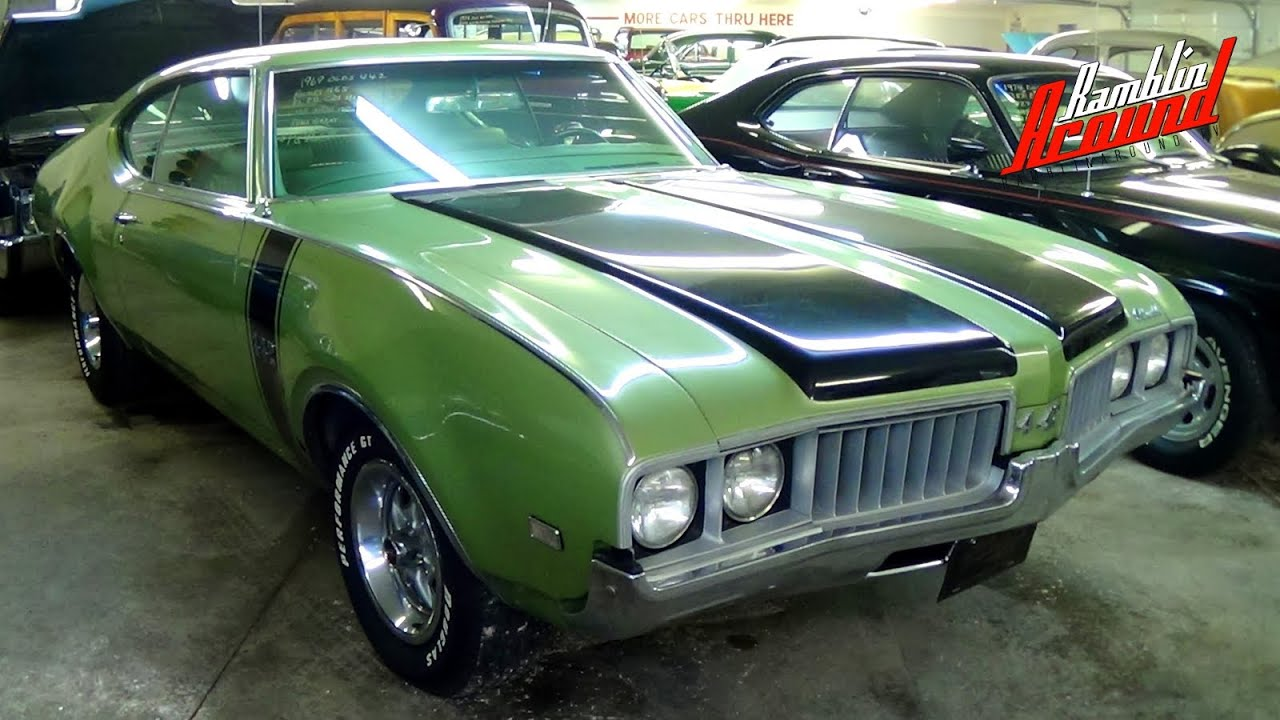 Top Old Muscle Cars