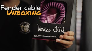Fender Jimi Hendrix Voodo Child Cable
