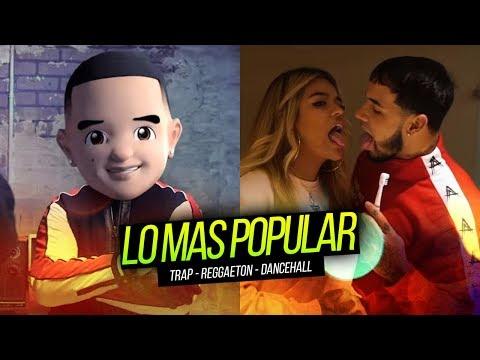 CANCIONES MAS POPULARES DEL MOMENTO! (Trap Y Reggaeton) | SeveNTrap