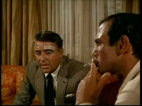 Peter Lawford & Ben Gazzara in Run For Your Life