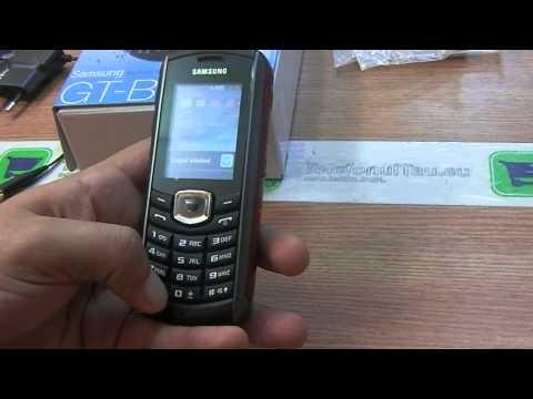 Samsung B2710 XCOVER Review HD ( in ROmana ) - www.TelefonulTau.eu -