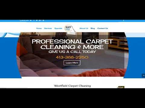 Carpet Cleaning Websites for Sale $399 for 4 – 5 Page Website