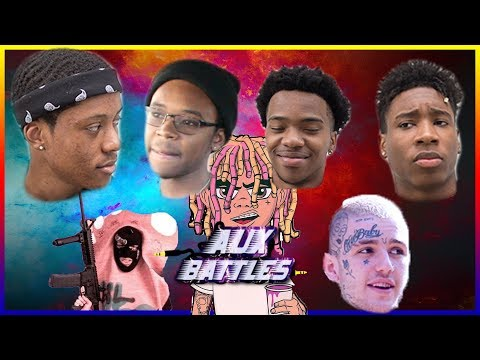 "Aux Battle Elimination - ""Lil"" Rappers Edition"