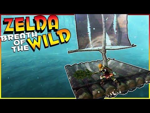 Zelda BOTW Gameplay | O.B VS THE LOST WOODS! | Breath of The Wild Gameplay Part 24