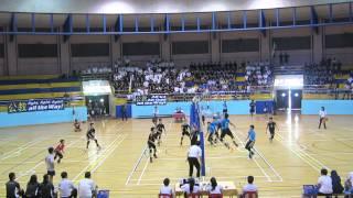 C div 2014 National VB Final CHS vs SHS (1-1)