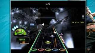 Como poner canciones al guitar hero PC - Guns