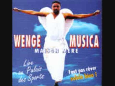 Werrason - Kapangala (concert wenge mmm palais des sports 2000)