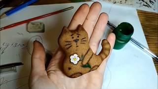 МК коты кофейные за 3 минуты