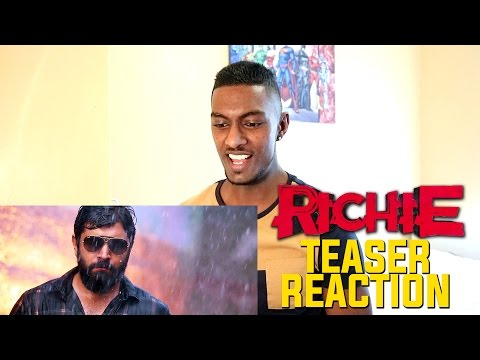 Richie Teaser Reaction & Review | Nivin Pauly | PESH Entertainment