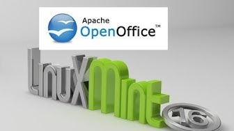 Install Apache OpenOffice 4.1.0 in Linux Mint 16 (Ubuntu)