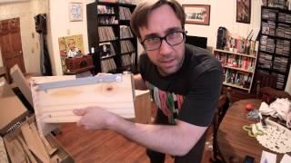 Two Kittens & One Man Assemble Ikea Furniture