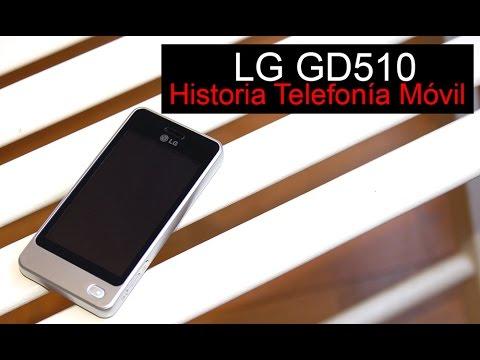 LG GD510, anunciado en 2009 | Historia Telefonía Móvil