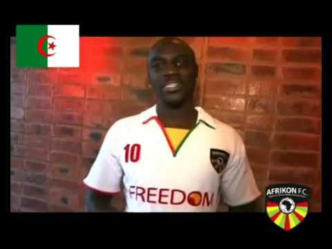 Akon Supporte L'Algerie