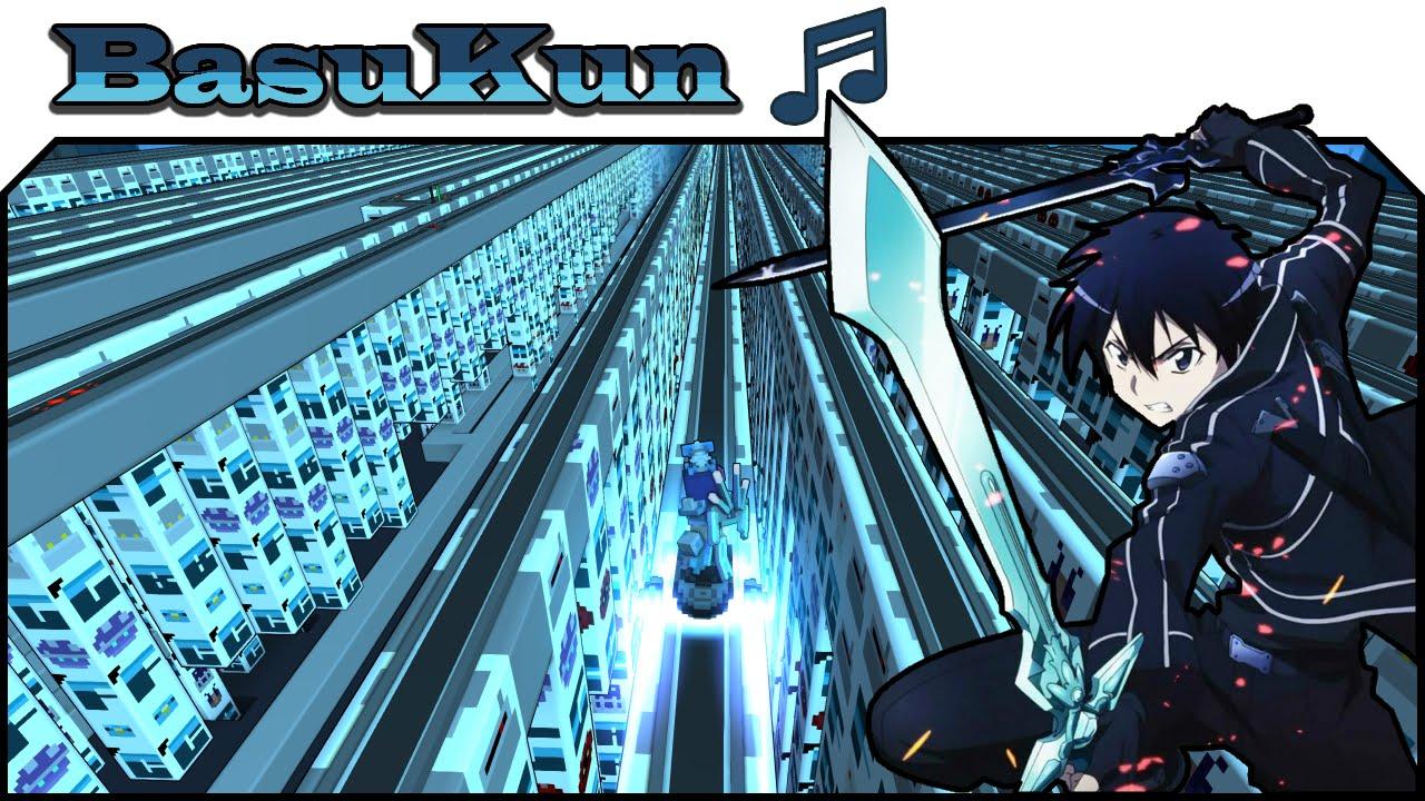 Sword Art Online - Crossing Field (Opening 1) in Trove ...