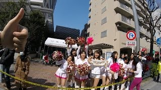 gopro 最好玩的馬拉松 東京馬拉松 2016 tokyo marathon 2016 東京マラソン 全馬跑手篇 gopro session4
