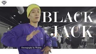Aminé -  BLACKJACK   Dance Choreography by Wassup   LJ DANCE STUDIO