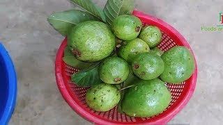 Guava Jam Recipe at Home | Primitive Technology Village Cooking