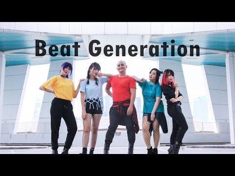【DECK 2BM】Beat Generation を踊ってみた《シンガポール》