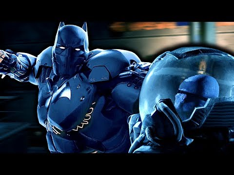 BATMAN vs MR. FREEZE!!! (FIN) | Arkham Origins - DLC Cold, Cold Heart en Español #4 (FINAL)