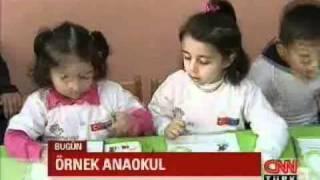 CNNTURK Bugün 12 2011 - Erken Eğitimi Seç Kampanya Haber