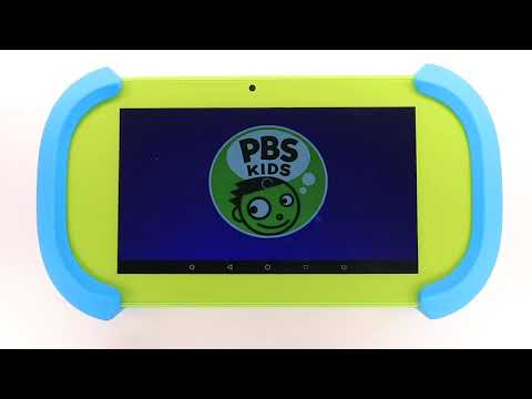 PBS KIDS Playtime Pad+ Set Up Guide