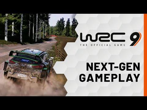 WRC 9 | PlayStation 5 Gameplay (4K 60 FPS)