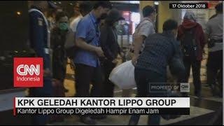 KPK Geledah Kantor Lippo Group