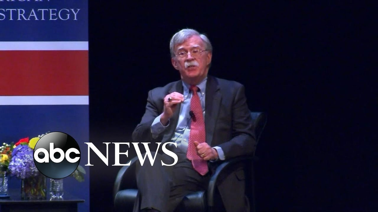 Ex-national security advisor takes aim at Trump administration l ABC News Смотри на OKTV.uz