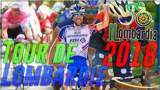 TOUR DE LOMBARDIE | GIRO DI LOMBARDIA 2018