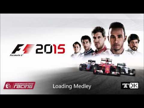 F1 2015 Soundtrack (OST) - Loading Medley
