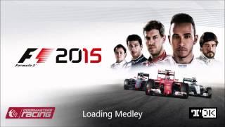 F1 2015 Soundtrack (OST) - Loading Medley - Mark 'TDK' Knight
