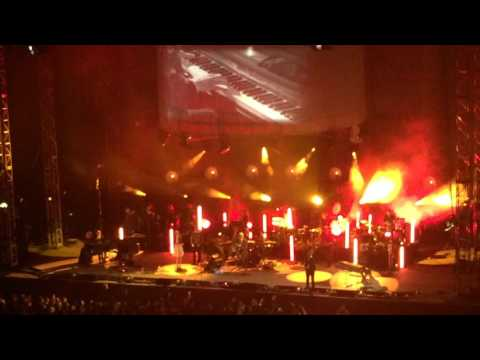 Sun and Moon - Above & Beyond Acoustic at Greek Theatre, Berkeley California, May 26th 2016