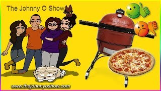 Ep. #500 Mike's Pizza Party - Featuring the Kamado Joe Grill
