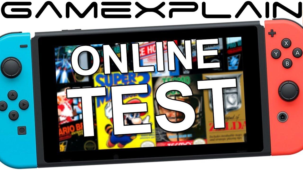 Testing Nes Games Online Multiplayer Nintendo Switch