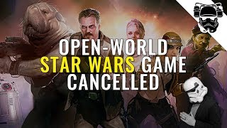 Open-world Star Wars Game Cancelled, New Game, And The Future Of Star Wars Games