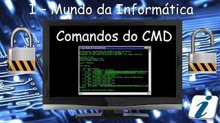 Comandos do CMD, e como tirar a senha do Windows pelo CMD