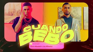Cuando Bebo ( ft. Jay Wheeler ) - Chris Wandell [Official Video]