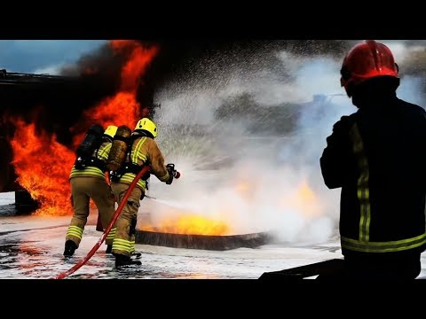 Feuilleton : dans le monde des pompiers