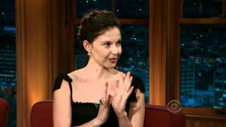 Ashley Judd on the Late Late Show with Craig Ferguson : April 13, 2011