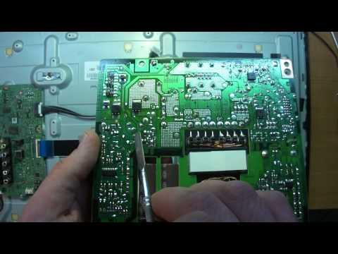 видео: Ремонт телевизора samsung ue32f5000ak. Часть 2. Доработка блока питания