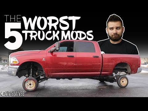 5 MODS that RUINED our trucks...