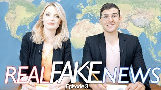 Real Fake News: France Football Puppets, Skateboard Dancer, Electric Cactus