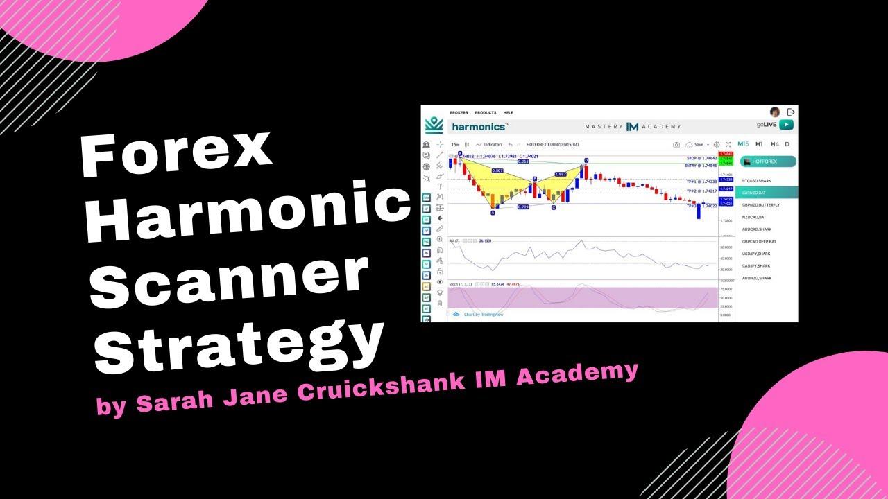 IML - imarketlive Forex - Harmonic Scanner Strategy - Training - YouTube