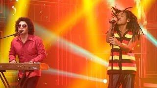 """Yo Soy: Bob Marley y Andrés Calamaro cantaron """"No woman, no cry"""""""