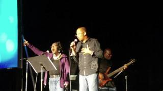 Mighty Breath of God - led by Break Thru Ministries