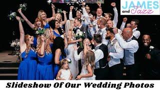 Slideshow Of Our Wedding Photos || Special Moments Wedding Photos | God At The Center Of Our Wedding