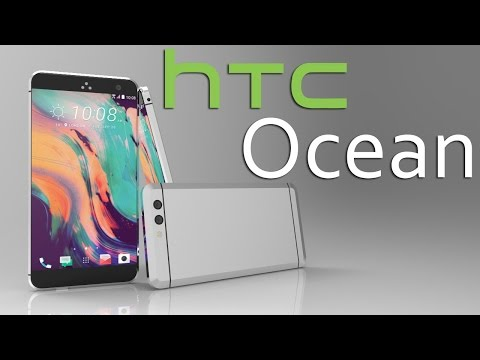 HTC Ocean Concept, World